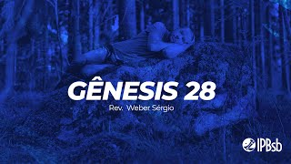 2021-06-13 - Presença transformadora - Gênesis 28 - Rev. Weber Sérgio - Transmissão Vespertina