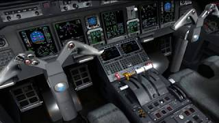[FSX Boxed] Making the Transition from Propeller to Jet Aircraft - feat. ERJ-145LR