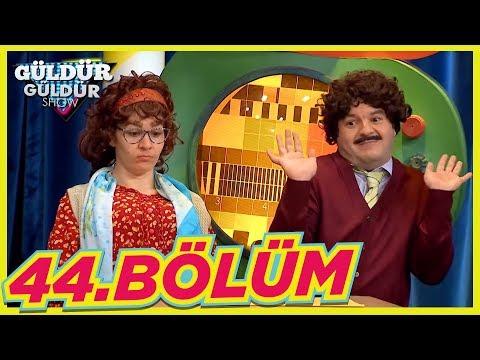 Güldür Güldür Show 44.Bölüm (Tek Parça Full HD)