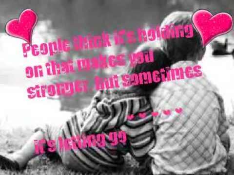 Love quotes Sad...Cute.. - YouTube