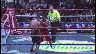 Nedal Hussein v Manny Pacquiao 14 October 2000 Antipolo City, Rizal, Philippines