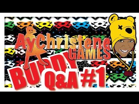BUDDY Q&A - VLOG #1
