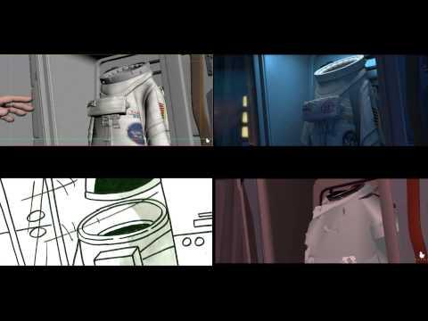 Planet 51  Animation Progress Reel 4