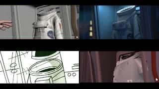 Planet 51 - Animation Progress Reel #4