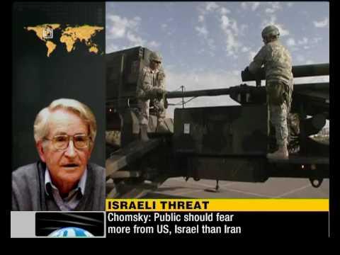 Press TV's Arash Zahedi talks to Noam Chomsky on I...