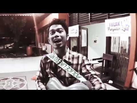 CAPTAIN JACK - SEKARAT MENUNGGU PAGI (cover mini teaser by unanimous apparel)