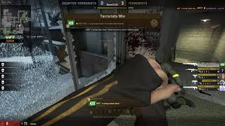 Counter strike  Global Offensive Cheater