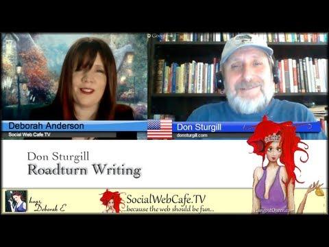 Don Sturgill, DonSturgill.com (Social Web Cafe Interviews 2.13)