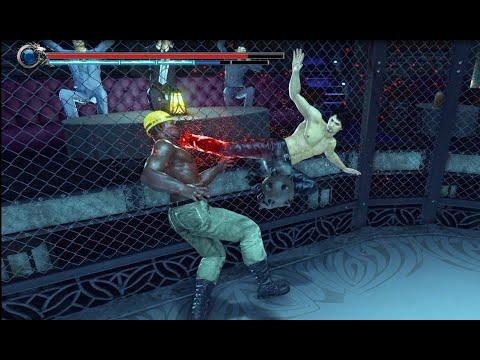 Yakuza Kiwami 2 Daigo Dojima Mod Coliseum Gameplay  