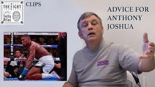 Teddy Atlas: How Anthony Joshua Can Grow From Loss To Ruiz | CLIP