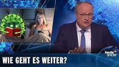 Schule, Geschäfte, Urlaub: Leben in Zeiten von Corona | heute-show vom 17.04.2020