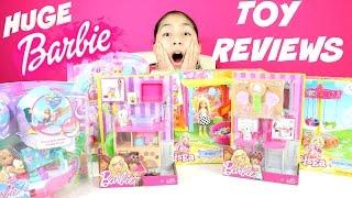 BARBIE HUGE TOY UNBOXING Dreamtopia Barbie Chelsea |B2cutecupcakes