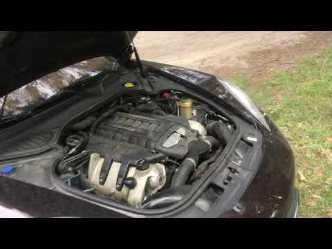 Рестайлинг Порше Панамера Из-за чего трусит двигатель на холостых оборотах.