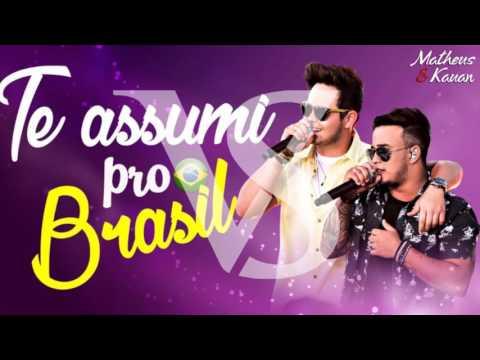 Matheus & Kauan - Te assumi pro Brasil Áudio