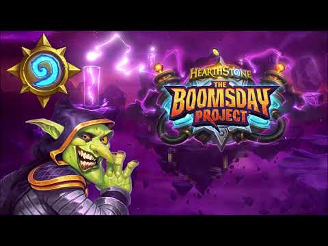 Hearthstone: The Boomsday Project (Instrumental)
