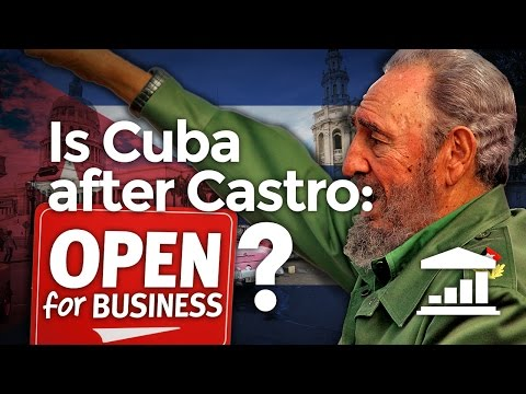 Is CUBA going to turn CAPITALIST after Castro? - VisualPolitik EN