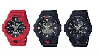Casio G-Shock GA 700.
