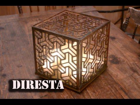 ✔  DiResta Candle Cage