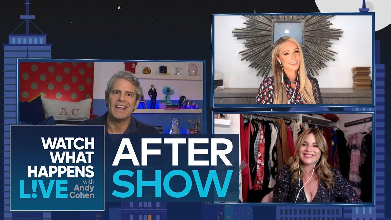 After Show: Did Jenna Bush Hager Get in Trouble with George W. Bush? | WWHL