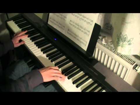 "Secret Garden - ""Song From A Secret Garden"" Played On Piano"