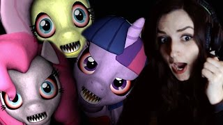 - Five Nights at Pinkie s Back at it Again with the MLP Horror Games