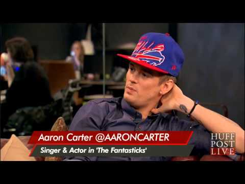 Aaron Carter On His Friendship With Michael Jackson