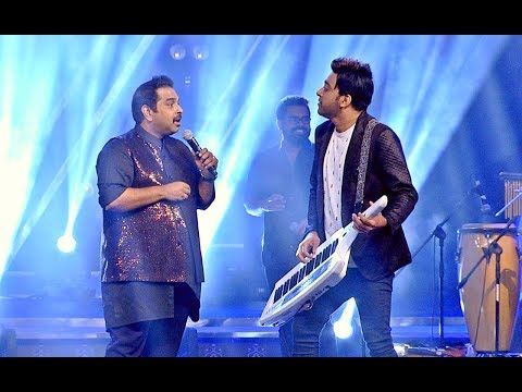 MMMA 2017 I Shankar Mahadevan rocking the stage I Mazhavil Manorama