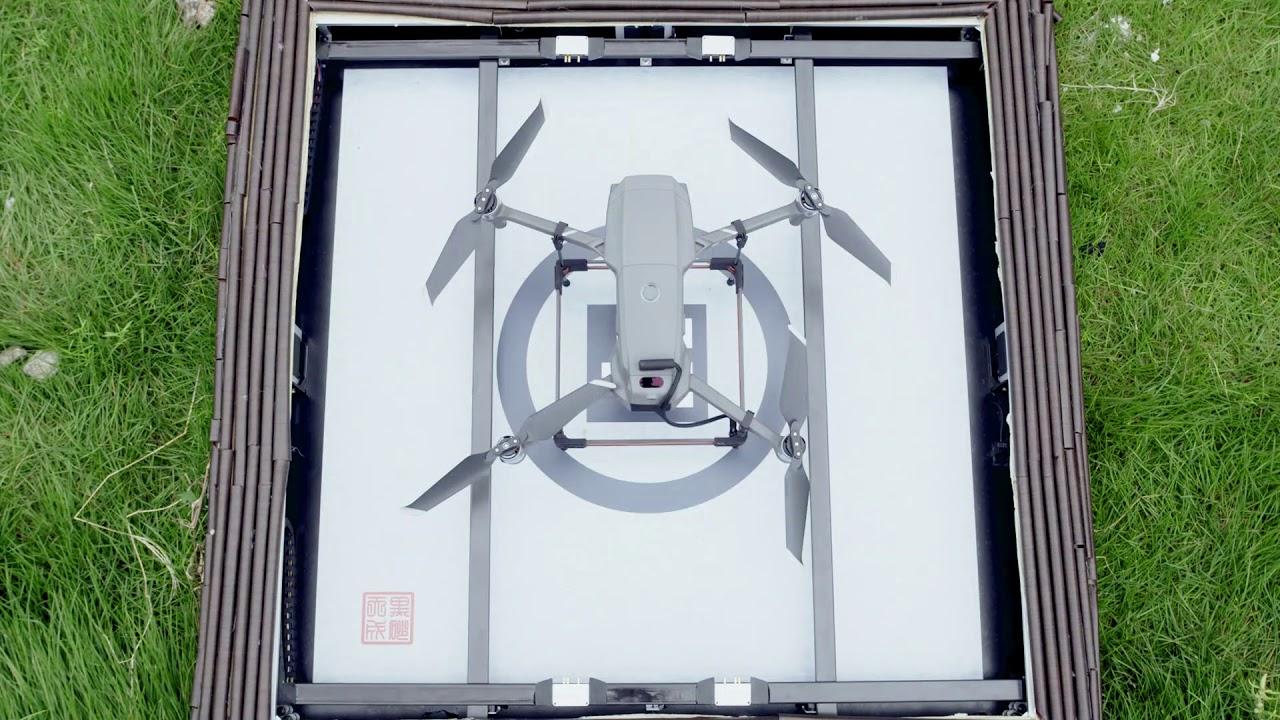 HEISHA Launches Auto Charging Hybrid VTOL UAV – UAS VISION
