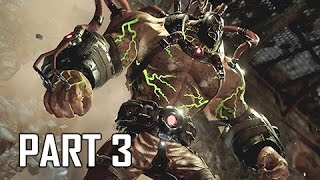Batman Arkham Asylum Walkthrough Part 3 - Bane (Return to Arkham Remaster Gameplay)