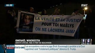 Reconstitution de l'affaire Maëlys: quels résultats?