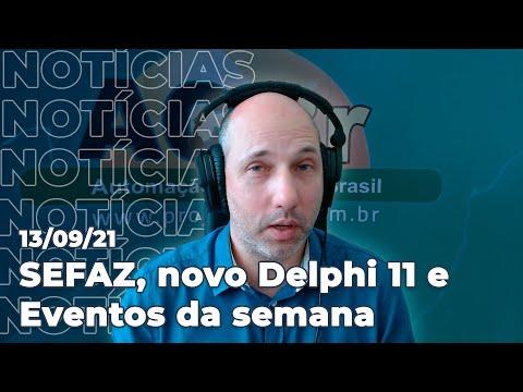 Erros SEFAZ MG, Notas técnicas NFe, Delphi 11, Eventos