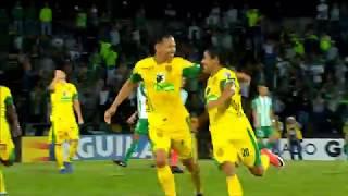 Leones vs. Nacional (Gol de Mantilla) | Liga Aguila 2018-II | Fecha 19