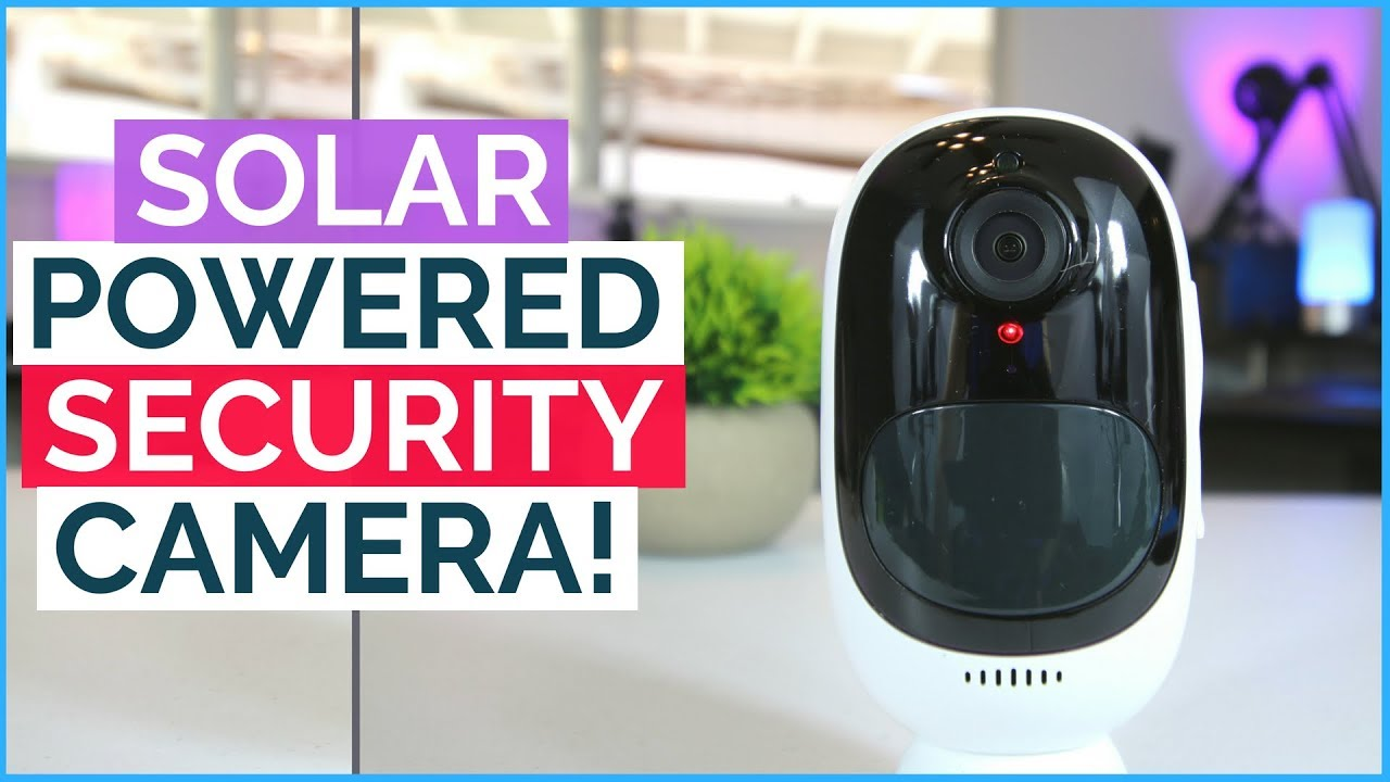Reolink Argus 2 Review - Solar Powered Security Camera System