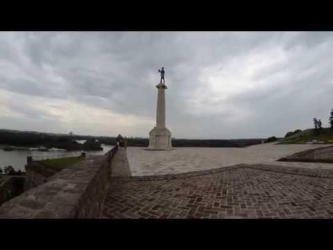 Belgrade Fortress - The Victor / Београдска тврђава - Победник