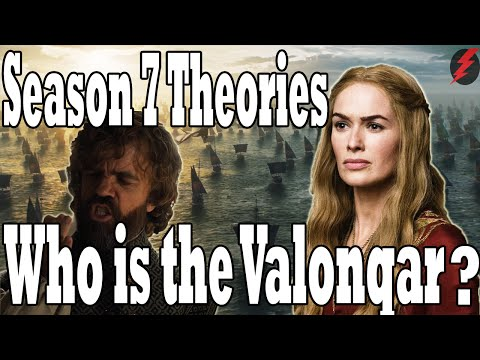 Game of Thrones | Valonqar Theory Season 7
