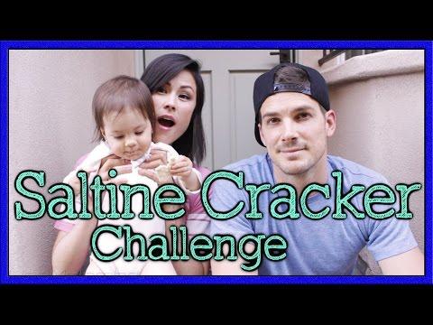 SALTINE CRACKER CHALLENGE w Rick Malambri