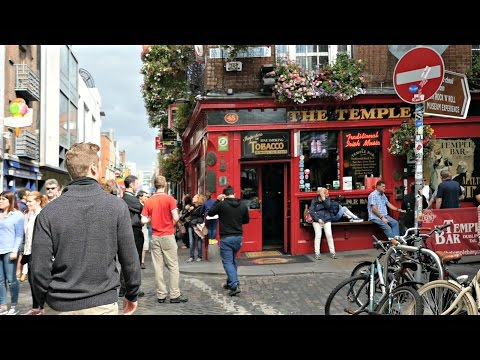 HELLO DUBLIN! | IRELAND | DAY 3