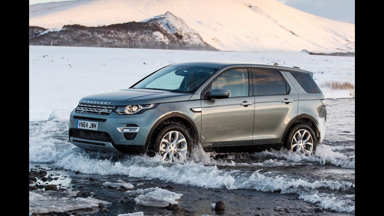 land rover discovery sport off road review youtube. Black Bedroom Furniture Sets. Home Design Ideas
