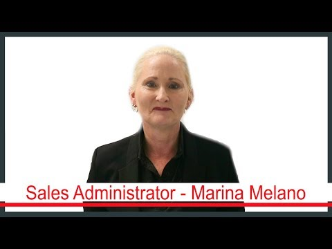 Meet our Sales Administrator - Marina Melano #sladeproperty