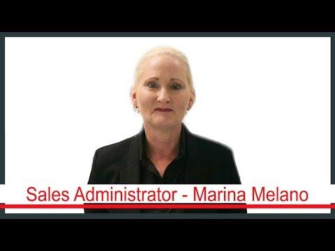 Meet our Sales Administrator - Marina Melano #sladeproperty