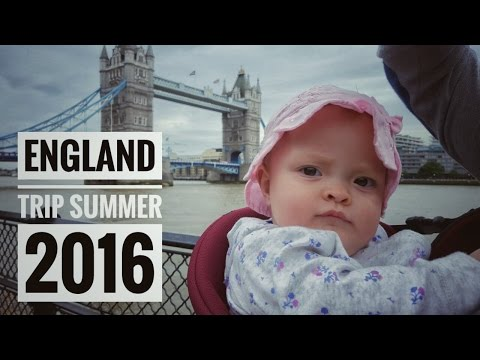 ENGLAND TRIP SUMMER 2016