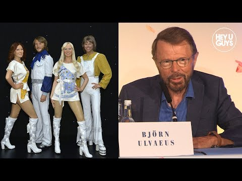 Björn Ulvaeus on Reuniting with ABBA bandmates for New Material