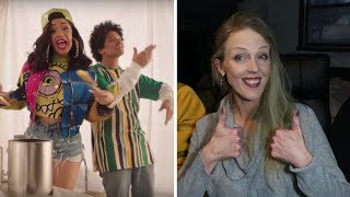 Mom REACTS to Bruno Mars - Finesse (Remix) [Feat. Cardi B] [Official Video] *HILARIOUS*