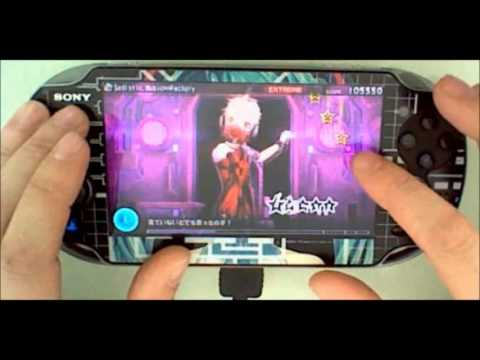 【Project DIVA f gameplay】Sadistic.Music∞Factory  EXTREME PERFECT