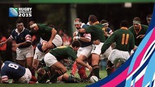 Lomu Shines In RWC 1995 Semi Finals