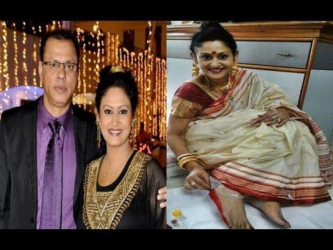 Indrani Haldar Family Album | ইন্দ্রানী হালদারের পরিবার | Actress Indrani Haldar with her Family
