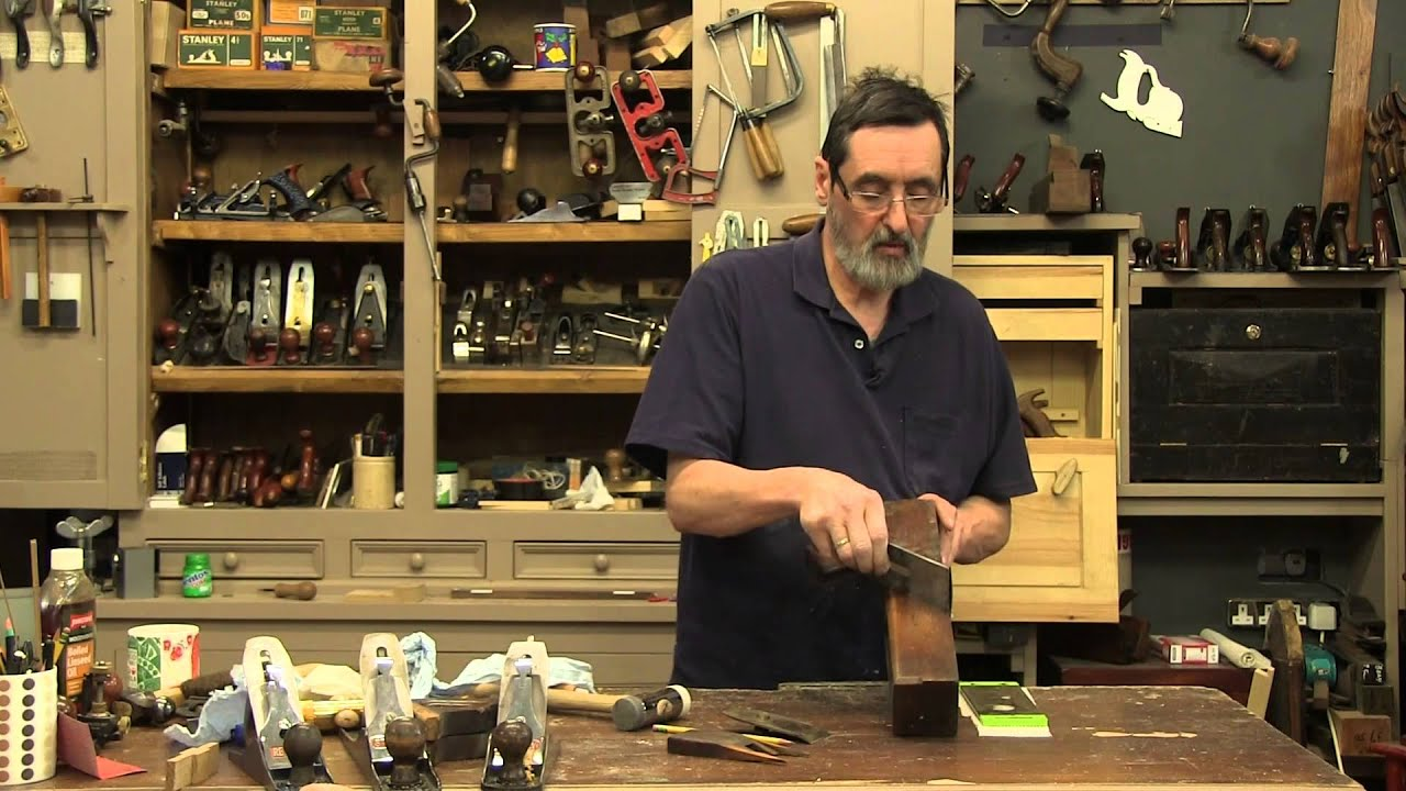 Preparing a Wooden Jack Plane  with Paul Sellers  YouTube