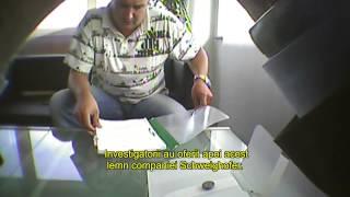 Environmental Investigation Agency (EIA), o organizatie de mediu cu birouri in Washington D.C. si Londra a dat publicitatii filmari care expun conducerea companiei Holzindustrie Schweighofer Romania,