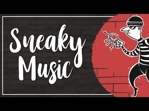 Sneaky Background Music For Videos I Suspenseful & Comedic I No Copyright Music