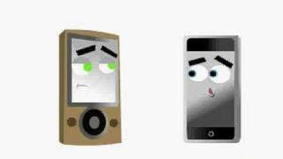 iPOD VS Zune spoof 2